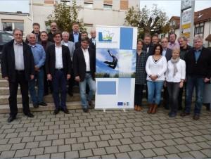 Vorstand und Regionalmanagement